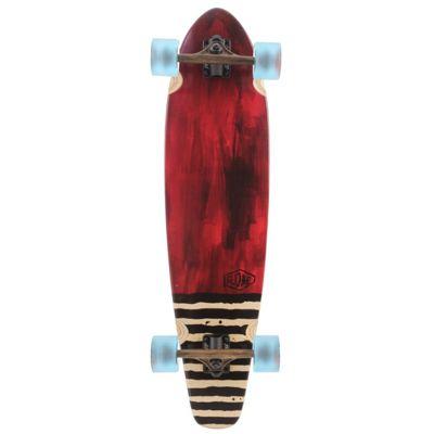 Globe Arcadia Longboard Skateboard Complete 2012