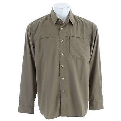 White Sierra Kalgoorlie L/S Shirt 2012- Men's