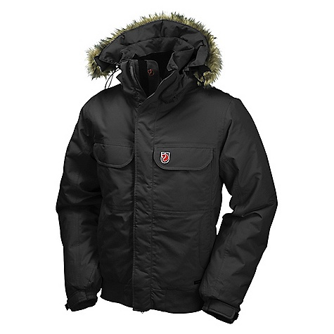 photo: Fjallraven Cantwell Jacket synthetic insulated jacket