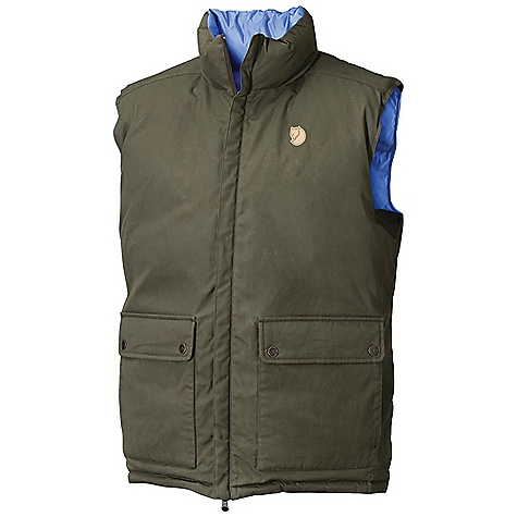 photo: Fjallraven Down Vest No. 6 down insulated vest