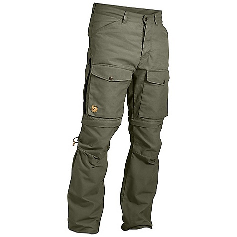 photo: Fjallraven Gaiter Trousers No. 1 hiking pant