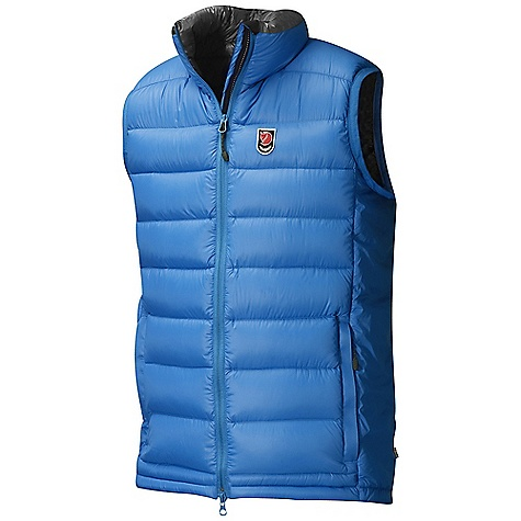 photo: Fjallraven PakDown Vest down insulated vest