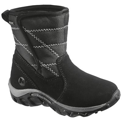 Merrell Kids' Jungle Moc Quilted Waterproof Boot