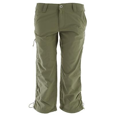 White Sierra Bent Creek Capris - Women's