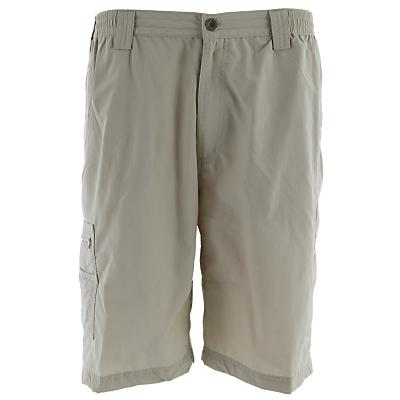 White Sierra Grizzly Trail Shorts - Men's