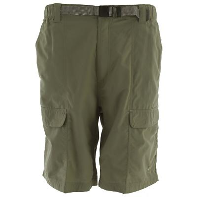 White Sierra Safari 10.5 inch Shorts - Men's