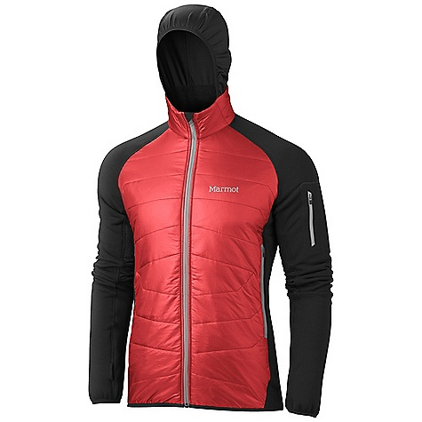 photo: Marmot Alpinist Hybrid Jacket synthetic insulated jacket