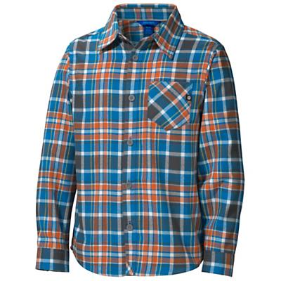 Marmot Boys' Cliffs Flannel LS