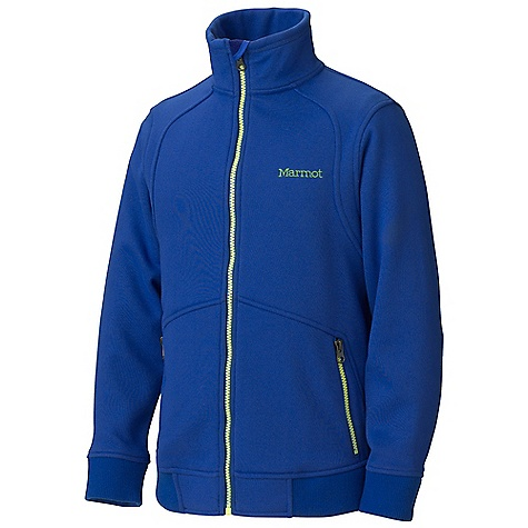 photo: Marmot Boys' Croydon Fleece Jacket fleece jacket