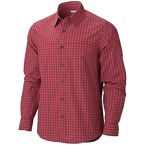photo: Marmot Del Mar Long Sleeve hiking shirt