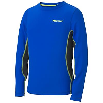 Marmot Boys' DriClime LS Top