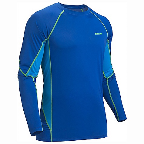 photo: Marmot Lightweight Crew LS base layer top