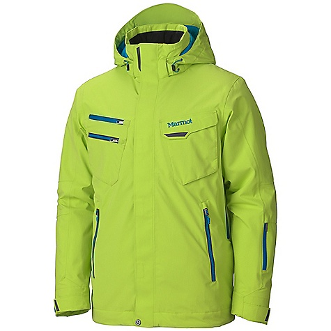 photo: Marmot LZ Jacket synthetic insulated jacket