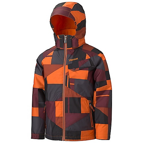 photo: Marmot Mantra Geo Jacket snowsport jacket