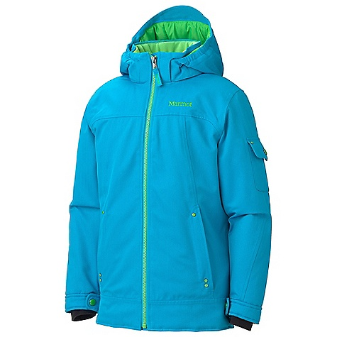 photo: Marmot Women's Slopeside Jacket synthetic insulated jacket