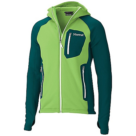 photo: Marmot Vars Hoody fleece jacket