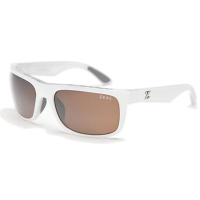 Zeal Essential Sunglasses With Olive Fade/Copper Polarized Lens 2012- Men's