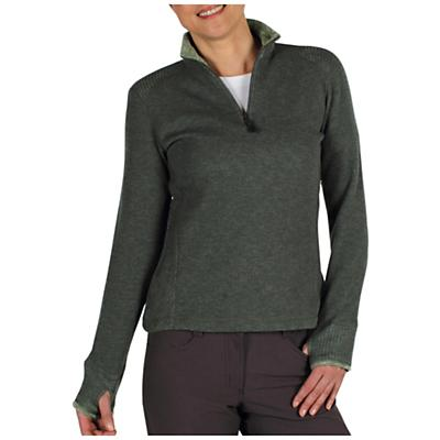 ExOfficio Women's Roughian 1/4 Zip Sweater