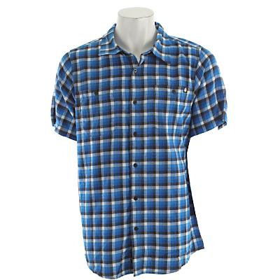 Nomis Fade Plaid Shirt 2012- Men's