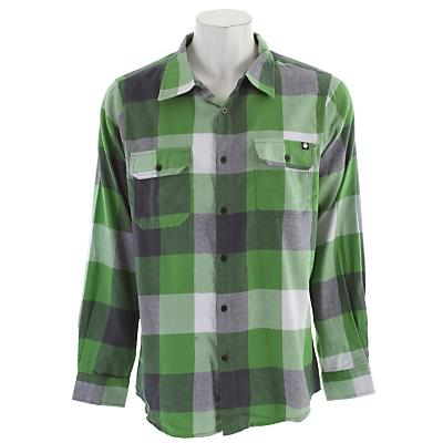 Nomis Box Plaid L/S Shirt 2012- Men's
