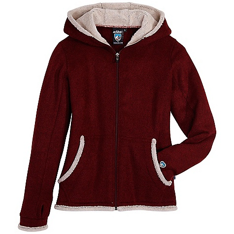 photo: Kuhl Full Zip Hoody fleece jacket