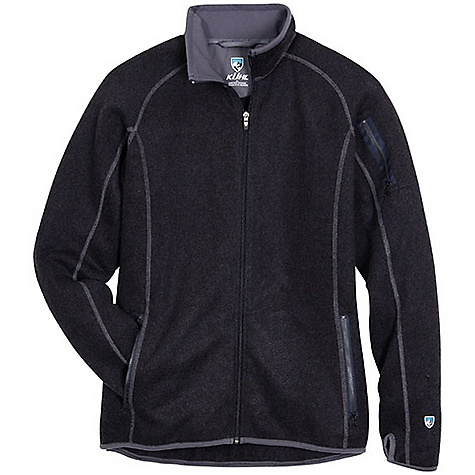 photo: Kuhl Scandinavian Full Zip Jacket fleece jacket