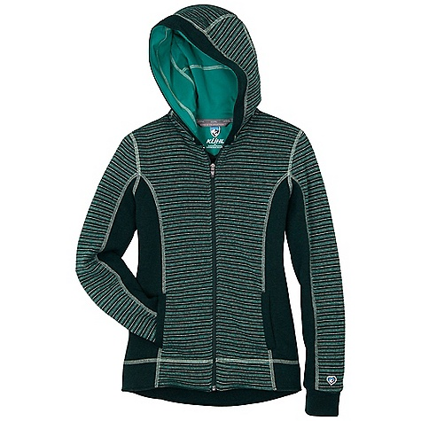photo: Kuhl Sovana Hoody fleece top