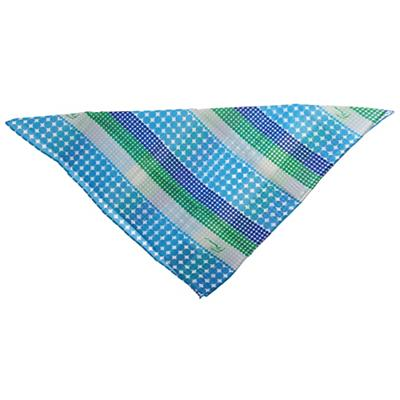 Forum Polka Stripe Bandana - Women's