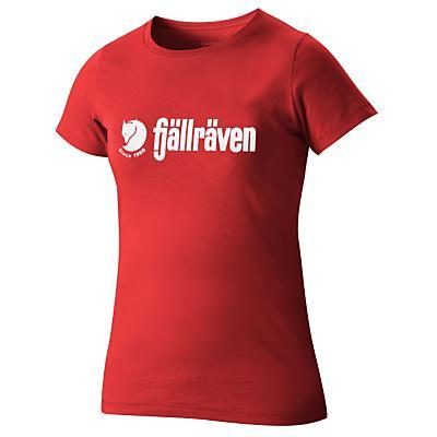 Fjallraven Women's Retro Logo Tshirt