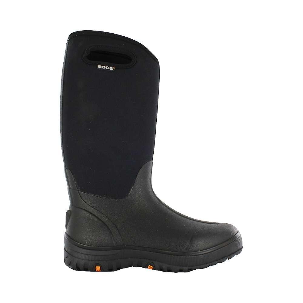 Bogs Women's Classic Ultra High Black Boot - 6 - Black