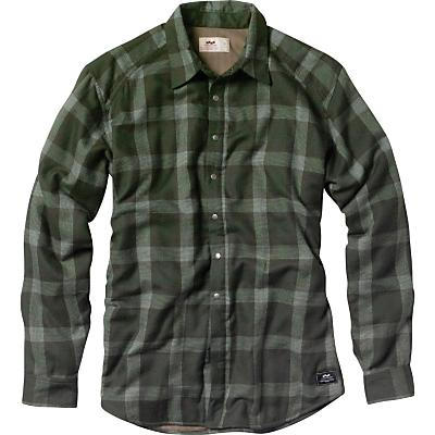 Foursquare Logger Insulated Flannel 2012- Men's
