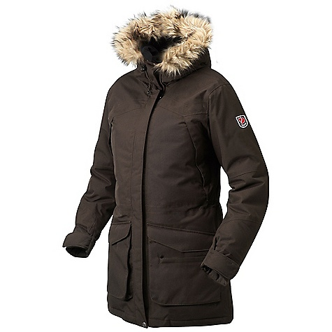 photo: Fjallraven Kyla Parka down insulated jacket