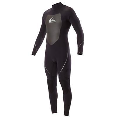 Quiksilver Syncro 4/3 Back Zip GBS Wetsuit - Men's