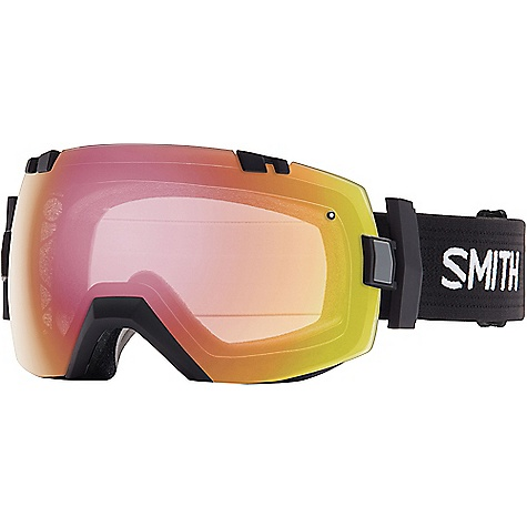 Smith IOX Goggle Black/Photochromic Red Sensor/Blackout