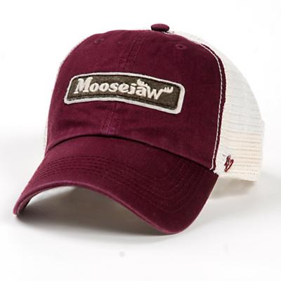 Moosejaw Lance Harbor Relaxed Mesh Snapback Hat