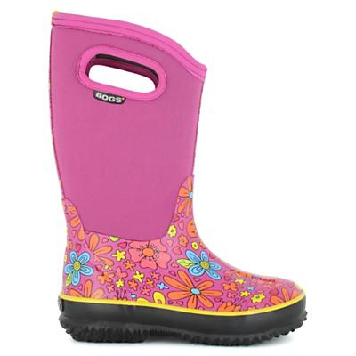 Bogs Kids' Classic Crazy Daisy Boot