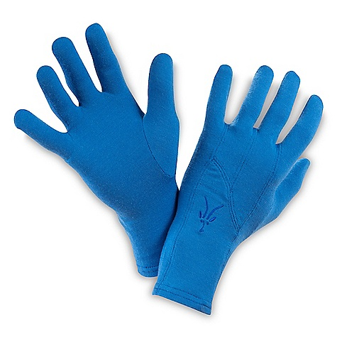 photo: Ibex Stretch Merino Glove Liner glove liner