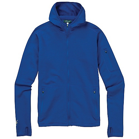 photo: Ibex Nomad Full Zip Hoody