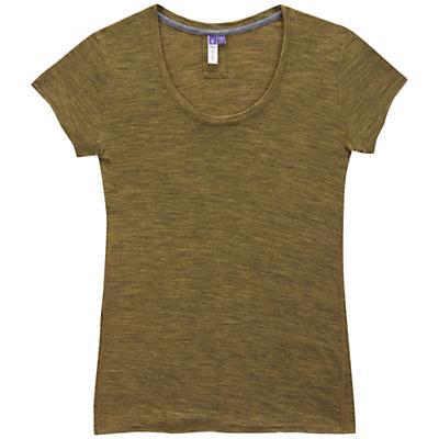 Ibex Women's OD Heather Tee