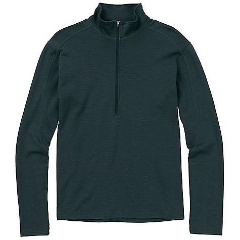 photo: Ibex Shak Lite 1/2 Zip base layer top