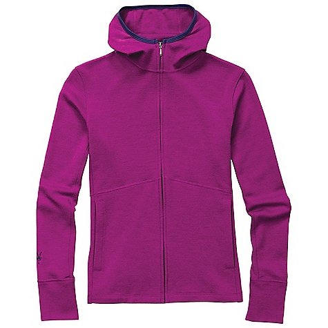 photo: Ibex Shak Lite Hoody fleece jacket