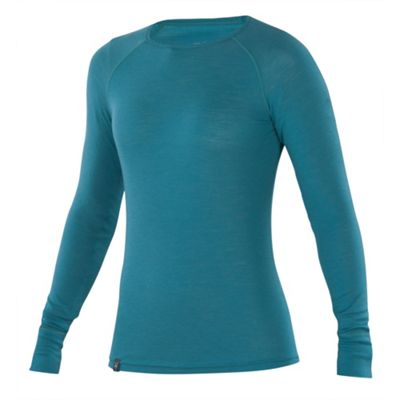 Ibex Women's Woolies 150 Crew Top