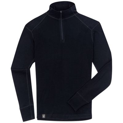 Ibex Men's Woolies 150 Zip T-Neck