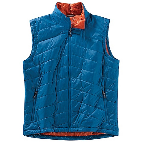 photo: Ibex Wool Aire Vest wool vest