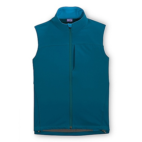 photo: Ibex Breakaway II Vest wool vest