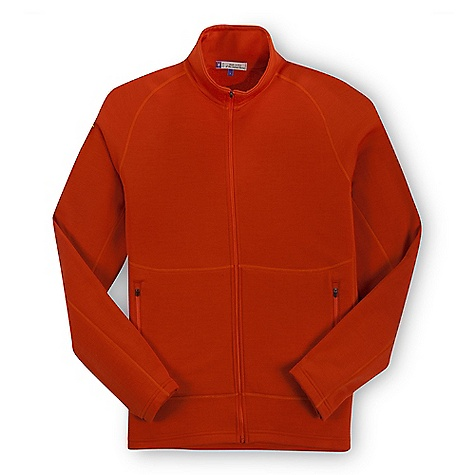 Ibex Nomad Full Zip Jacket