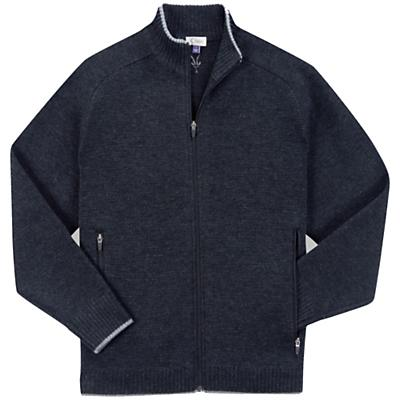 Ibex Men's Optimus Guide FZ Sweater