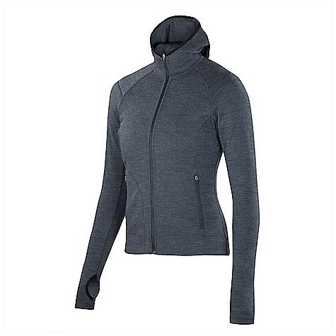 photo: Ibex Shak Spire Jacket wool jacket
