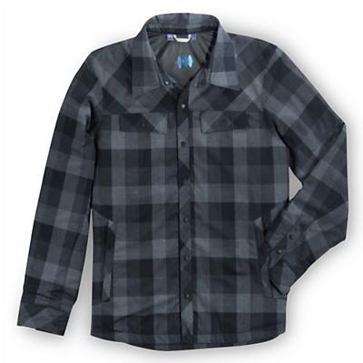 Ibex Men's Switch WLI Shirt Jacket