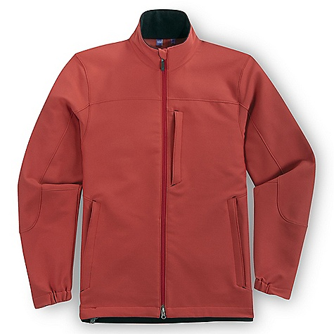 photo: Ibex Tuck Jacket soft shell jacket